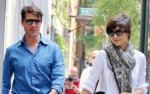 Tom Cruise rozpieszcza córkę